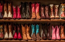 Boots and Boogie specializes in cowboy boots, handmade to your specifications. Photo courtesy of Boots and Boogie.